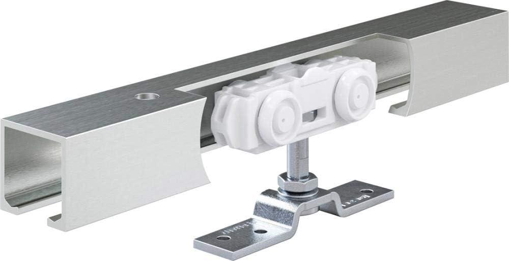 Rollan 40 NT - Sistema de deslizamiento (40 kg, 2800 mm, hojas de madera, 50-142 cm)