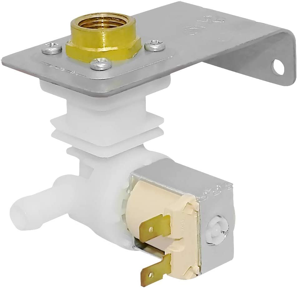 Primeswift 154637401 Water Inlet Valve Inlet Valve Compatible with Kenmore Frigidaire Dishwasher,Replaces AP4321824,PS1990907,AH1990907,EA1990907