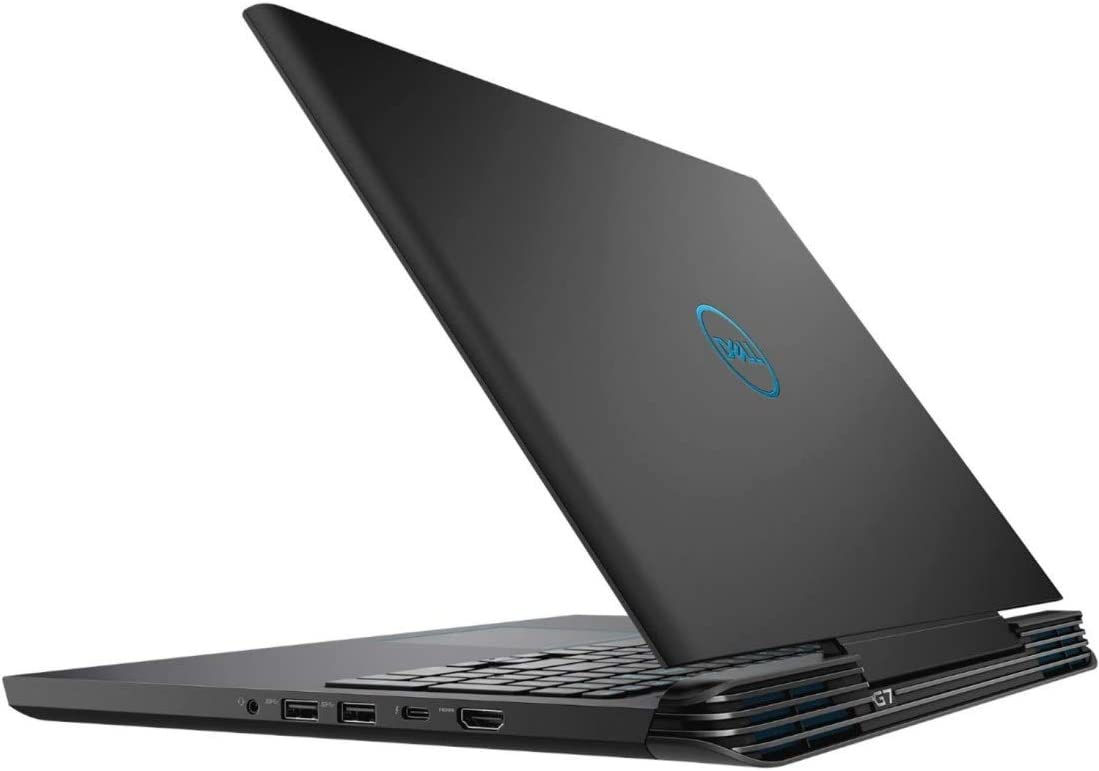 Premium Flagship Dell G7 15.6 Inch FHD IPS Gaming Laptop (Intel Core i7-8750H up to 4.1GHz, 16GB DDR4 RAM, 512GB SSD + 1TB HDD, WiFi, 6GB Nvidia RTX 2060, Thunderbolt, Windows 10) (Renewed)