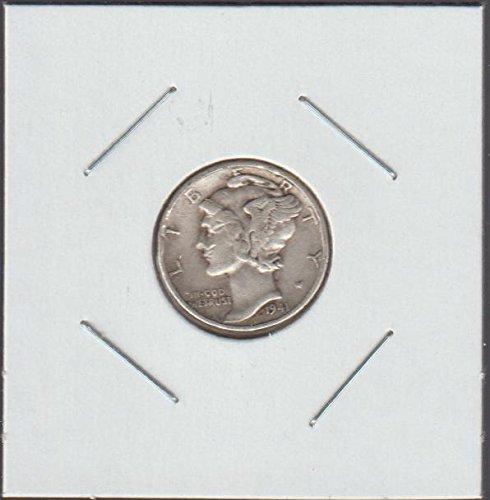 1941 D Liberty Head Dime Choice Fine - 1941 Liberty Quarter