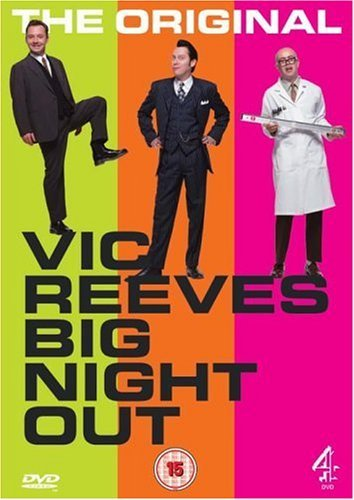 Vic Reeves Big Night Out - Series 1 & 2 2-DVD Set [ NON-USA FORMAT, PAL, Reg.2 Import - United Kingdom ]