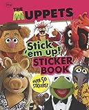 Stick 'Em Up! Sticker Book (Disney The Muppets)