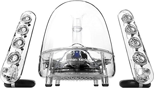 Harman Kardon SoundSticks Wireless Bluetooth Enabled 2.1 Spe