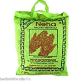 New Neha Henna Burgundy Hair Color for Hair Dyeing 200 Grm