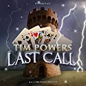 Last Call Audiobook by Tim Powers Narrated by Bronson Pinchot