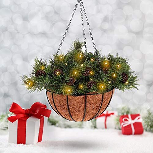 pine cone basket - 6