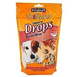 VitaKraft Sugar Free Dog Treat Drops - Bacon Flavor - 7.6 Ounce Pouch