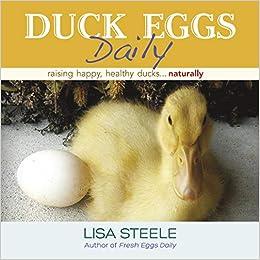 Duck Eggs Daily: Raising Happy, Healthy Ducks   Naturally