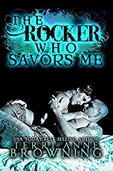 The Rocker Who Savors Me (The Rocker... Book 2) (English Edition)