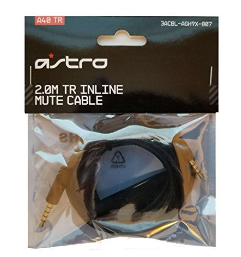 Astro 1.5M A40 TR Inline Mute Cable by ASTRO Gaming