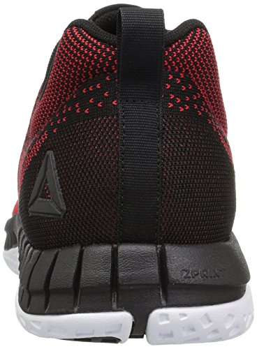 Zapatillas De Running Prime Ultk De Reebok Para Hombre Primal Red / Black / White / Peltre