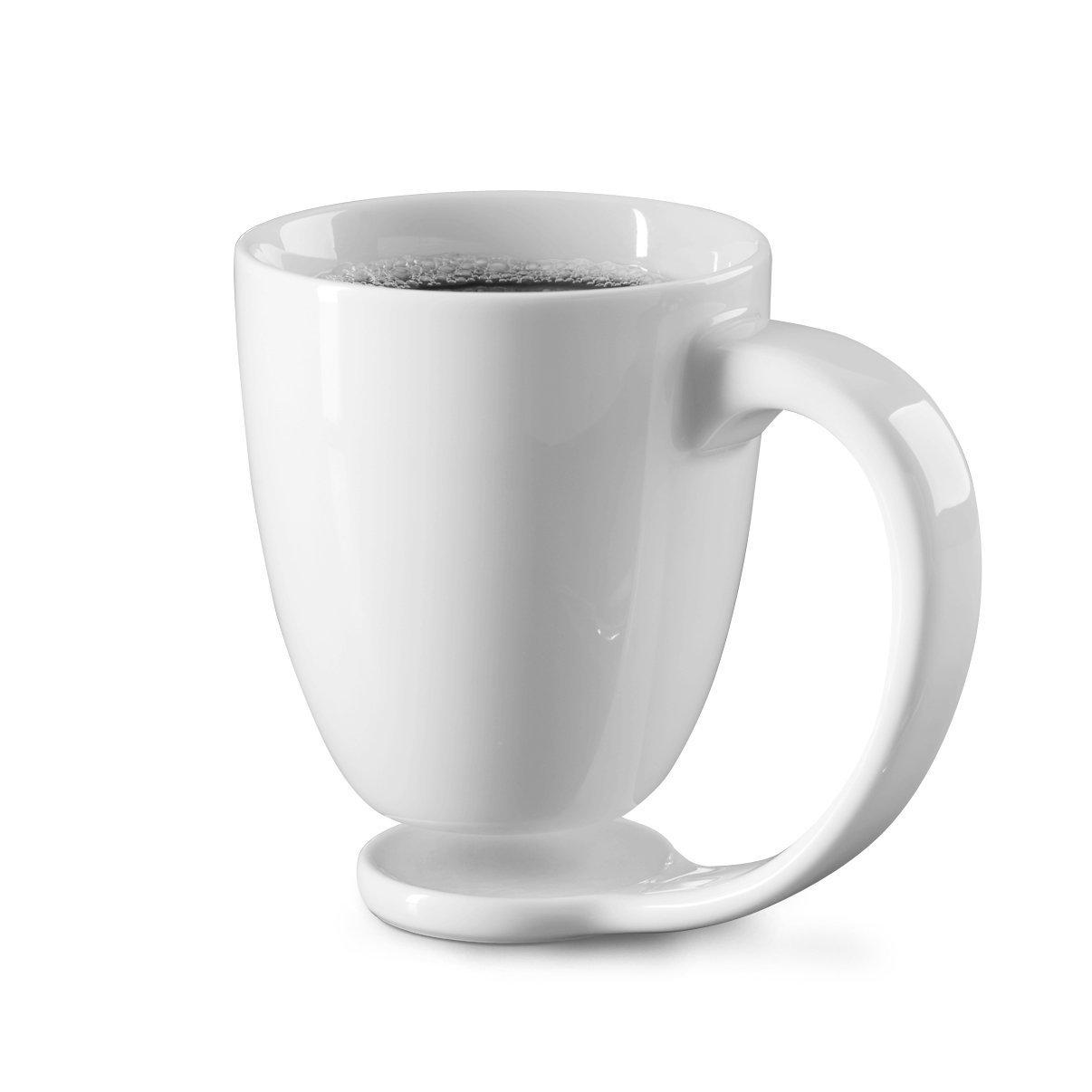a14788e11ec FLOATING MUG Plain White Porcelain Mug and Handle Best Gift Ideas ...