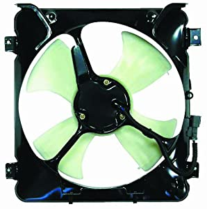 Depo 317-55006-200 Condensor Fan Assembly