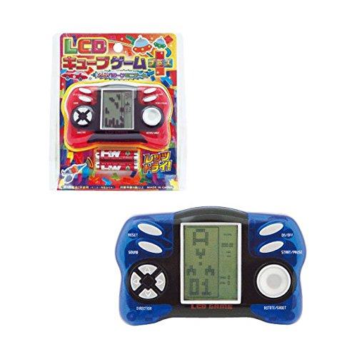 【IKEDA/イケダ】LCDキューブゲームプラス 630185 011975 ミニゲーム ハンディタイプ 子供 遊び おもちゃ