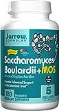 Jarrow Formulas Saccharomyces Boulardii + MOS, Value Size, 180 Count