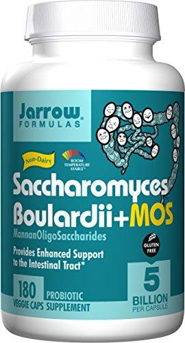 Saccharomyces Boulardii Organisms Enhances Intestinal