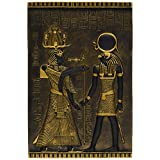 Design Toscano Egyptian Temple Stele Horus Plaque