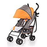 Cheap Summer Infant 3d One Convenience Stroller, Solar Orange