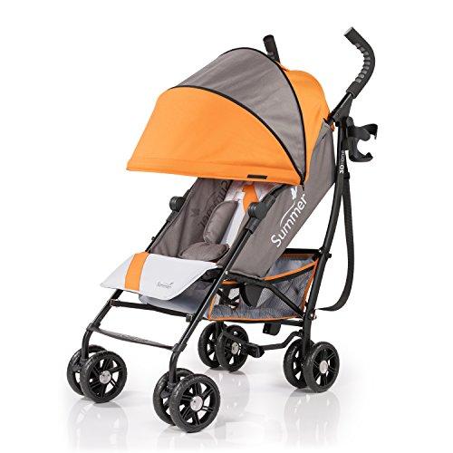 Summer Infant 3D-one Convenience Stroller - Solar Orange