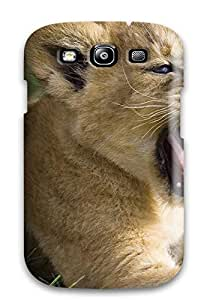 Protection Case For Galaxy S3 / Case Cover For Galaxy(lion Animal) 2429592K18928977