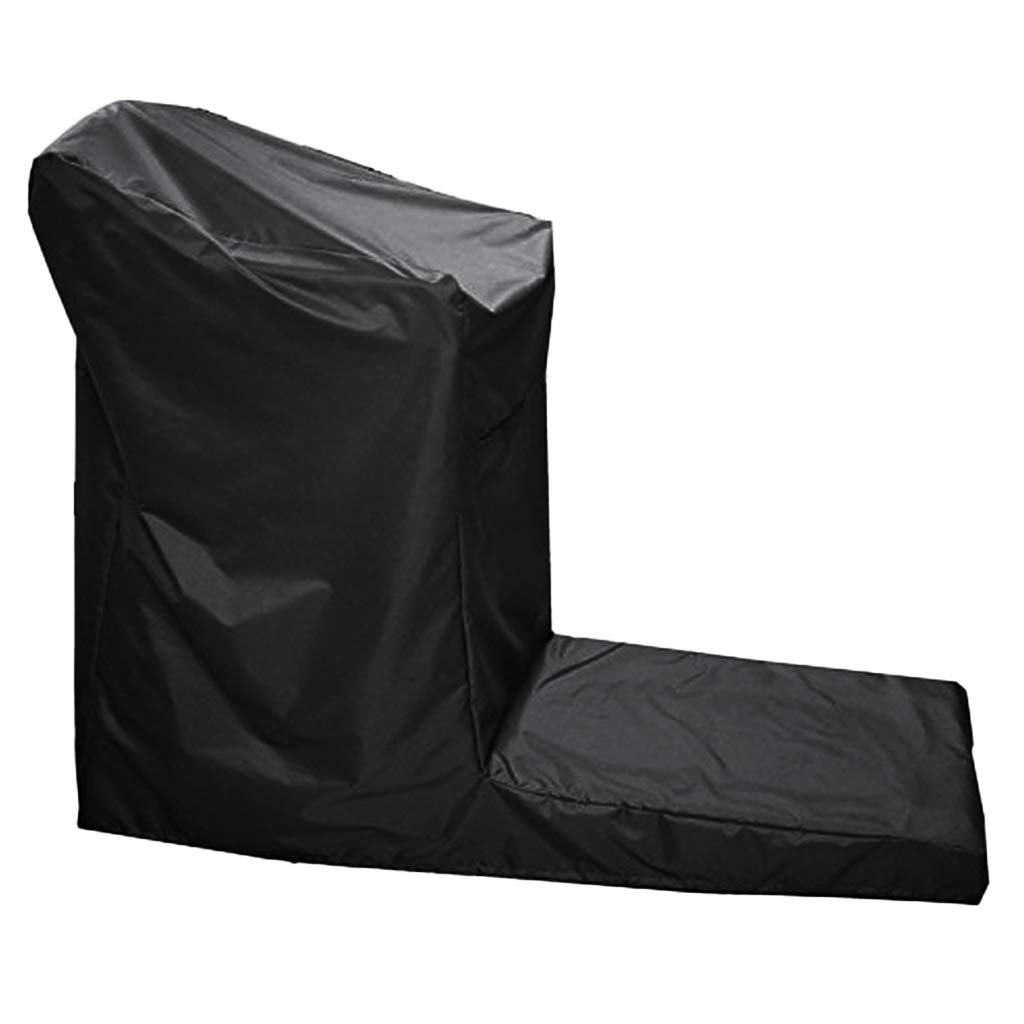 SM SunniMix Indoor Outdoor Treadmill Cover Jogging Machine Waterproof Cover Dustproof Protectors 165x76x140cm /185x91x155-185x91x155cm by SM SunniMix (Image #1)