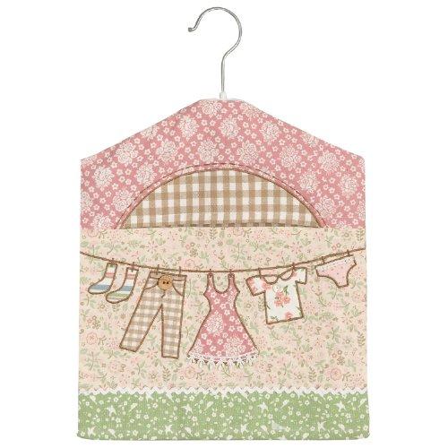 Zauberhafte Wäscheklammerbeutel / Tasche von Clayre & Eef