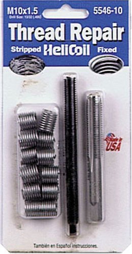 10 mm heli coil kit - 2