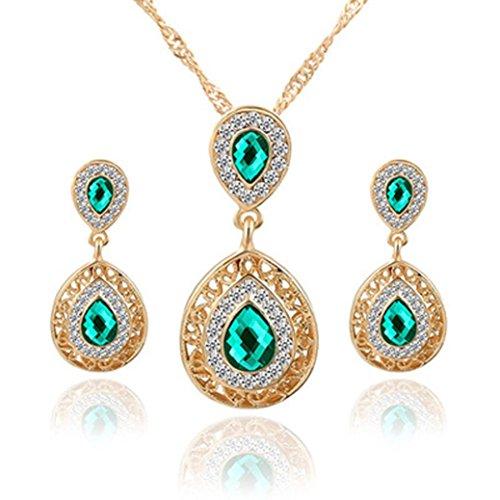Clearance Deals Necklace+Earri
