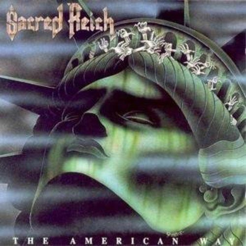 Sacred Reich: The American Way [Vinyl LP] (Vinyl)