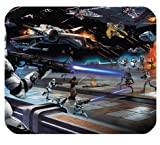 Star Wars Battlefront Ii Mousepad Personalized Custom Mouse Pad Oblong Shaped In 9.84