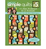 img - for Super Simple Quilts: 9 Projects from Jelly Rolls & Charm Squares book / textbook / text book