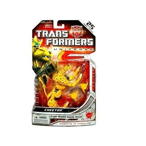Transformers Universe Deluxe Figure Maximal Cheetor
