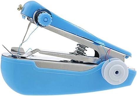 LIIYANN Máquina de Coser portátil Mini máquina de Coser Manual ...