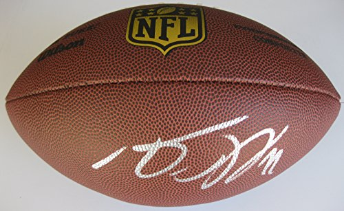 (Desean Jackson, Tampa Bay Buccaneers, Bucs, Eagles, Redskins, Signed, Autographed, NFL Duke Football, a COA with the Proof Photo of Desean Signing Will Be Included)