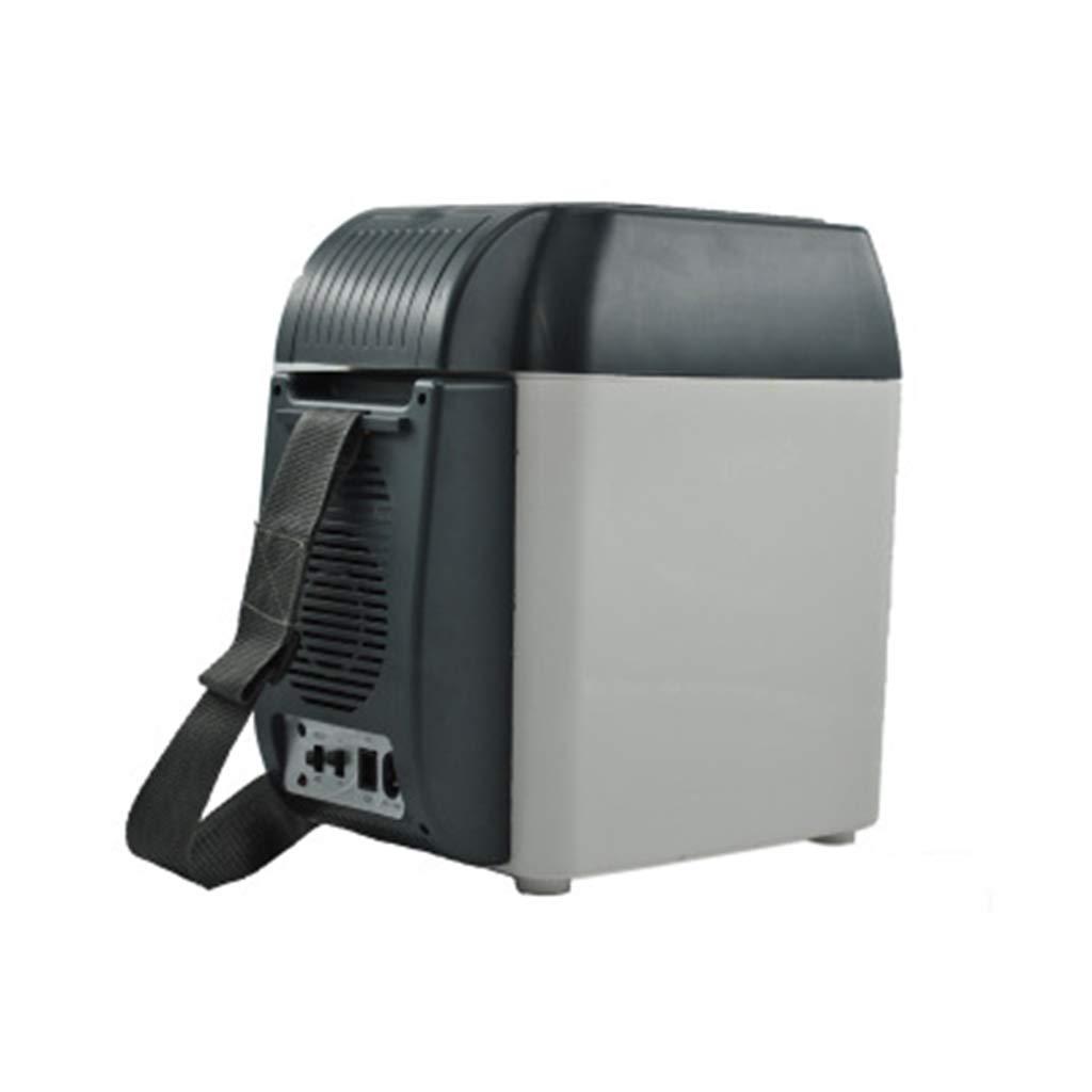 SryWj Tragbare 7.5L Auto Kühlschrank Mobile Heizung und Kühlbox Outdoor Camping Essential