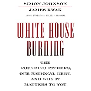 White House Burning Audiobook