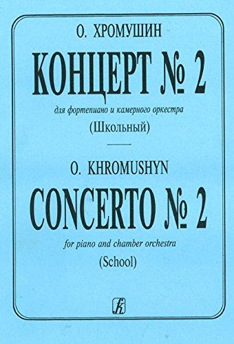 Download Concerto No. 2 (School) pdf epub