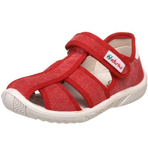 Naturino 7785 Sandal (Toddler/Little Kid),Rosso (600),21 EU (5-5.5 M US Toddler)