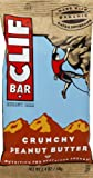 Clif Bar Crunchy Peanut Butter 2.4 OZ (Pack of 2)
