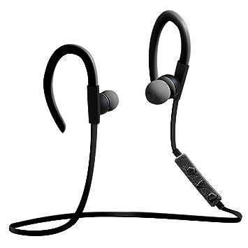 Nuevo estilo estéreo bilaterales supra-aural (against-the-ear) auriculares deporte inalámbrico auriculares: Amazon.es: Electrónica
