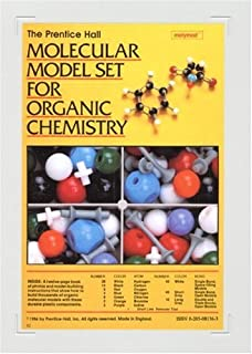 Prentice Hall Molecular Model Set For Organic Chemistry (0205081363) | Amazon Products