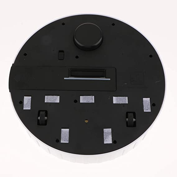 Sharplace Aspirador Automático Robot de Inducción inteligente con Adaptador USB: Amazon.es: Hogar
