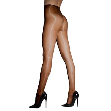 Cecilia De Rafael Eterno 20 Ultra High Gloss Sheer Pantyhose Tights For Women At Amazon Womens Clothing Store