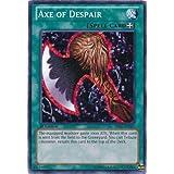 YS14-1st ed Axe of Despair x3 YUGIOH NM Common PlaySet