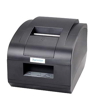 LDJC Mini Impresora Portátil, Función Impresora Térmica de ...