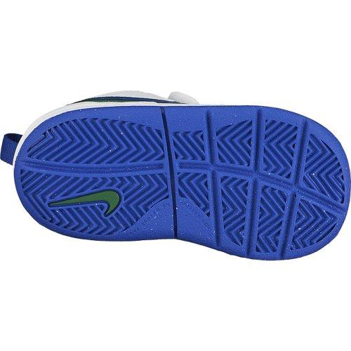 Azul Amarillo Nike Bebé Zapatillas 4 Pico Blanco Unisex tdv xn6Hqf06wU