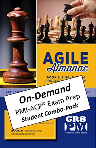 PMI-ACP On-Demand Exam Prep, Student Materials Combo-Pack (Synch Software)