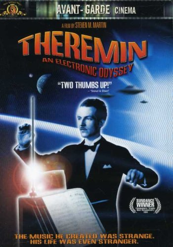Picture of a Theremin An Electronic Odyssey 27616864451,9780792850342