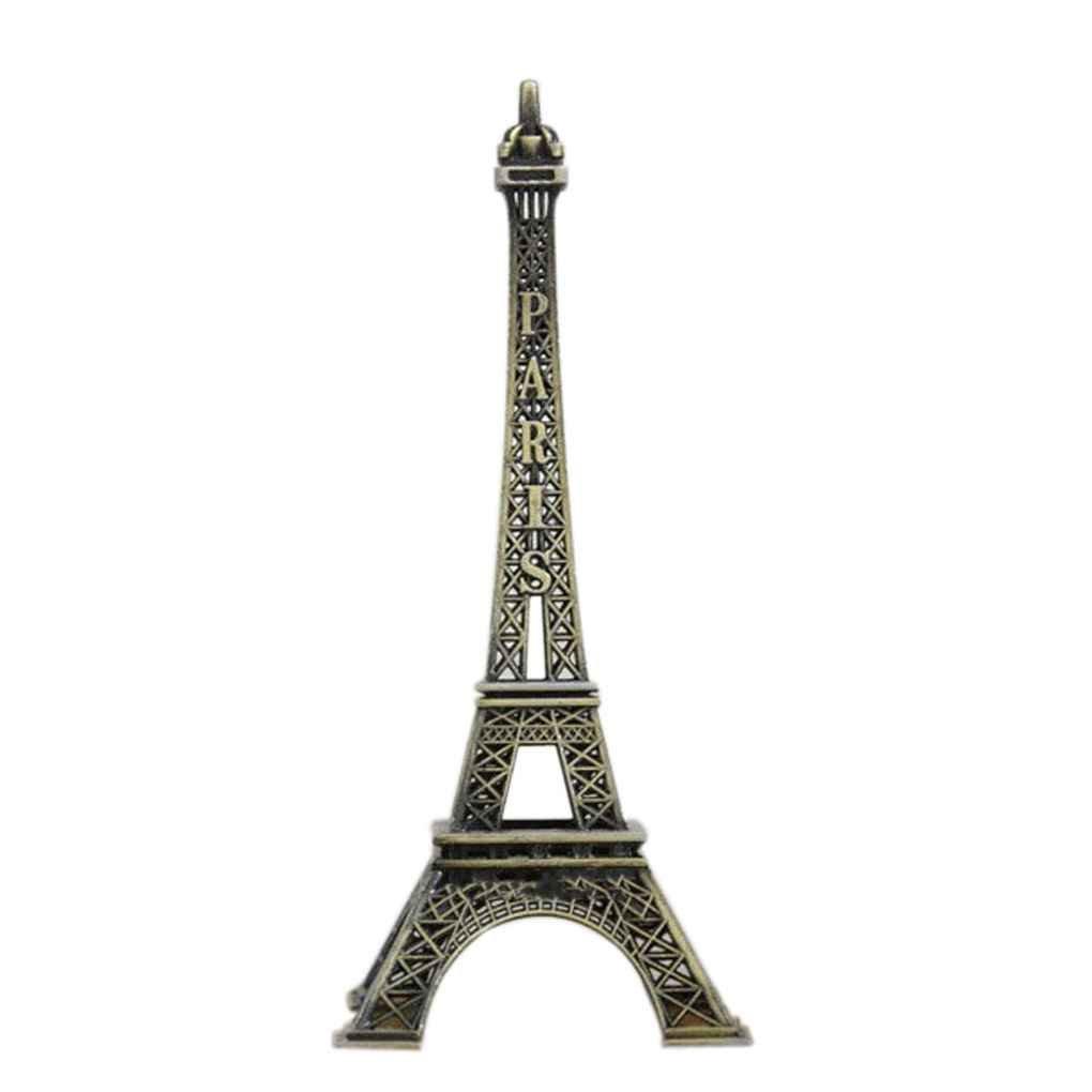 Zerama Tour Souvenir Vintage Tour Paris France Souvenir Modè le Mé tal