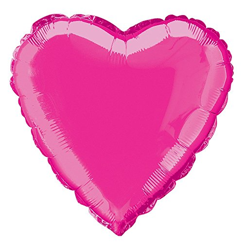 Pink Mylar Balloon - 8